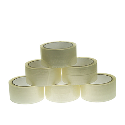 48mmx66m Polyprop Low Noise Tape Clear