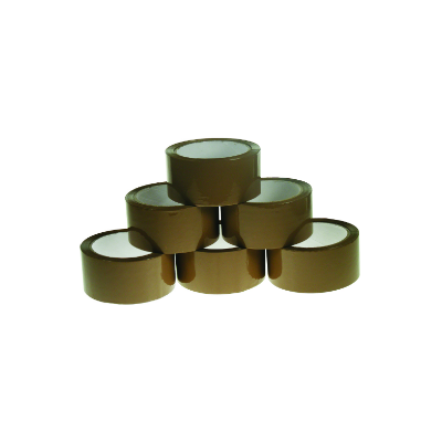 Standard Brown 38 mm Hot Melt Packing Tapes