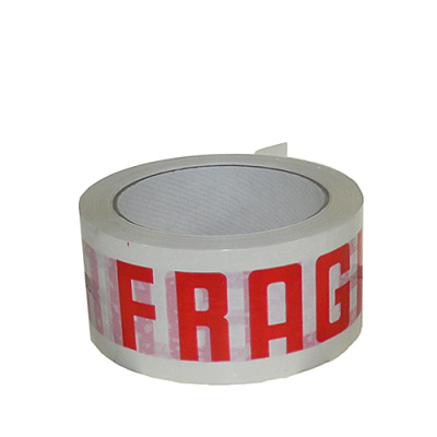 Fragile  Low Noise Packing Tapes