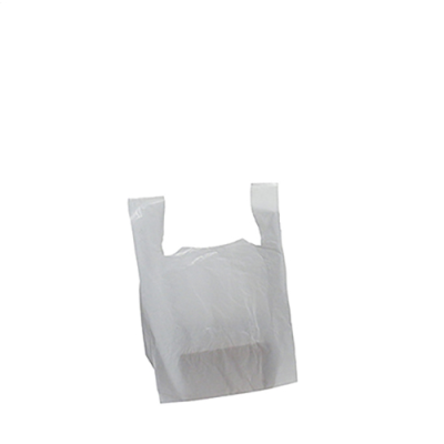 MEDIUM WHITE PLASTIC CARRIER B