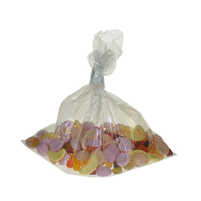Light Duty Polythene Bag 12X18