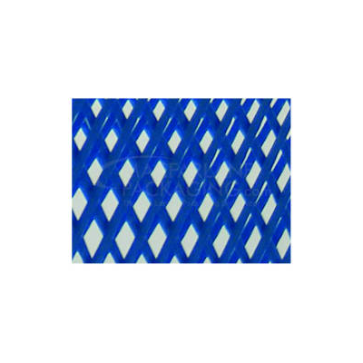Blue Mesh Sleeving Heavy (100-125)