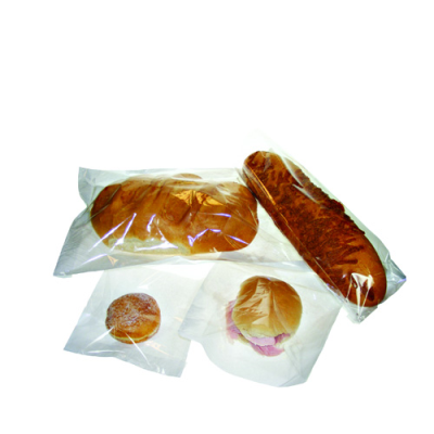 FILM FRONT FOOD BAGS