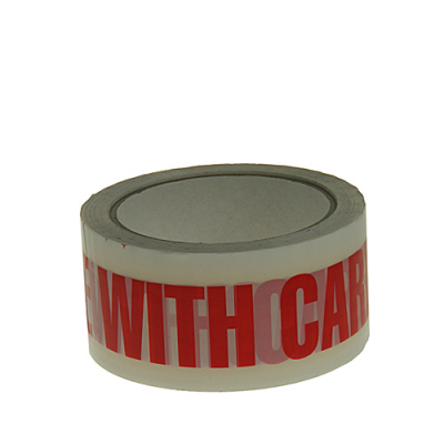 Handle With Care Low Noise Packing Tapes