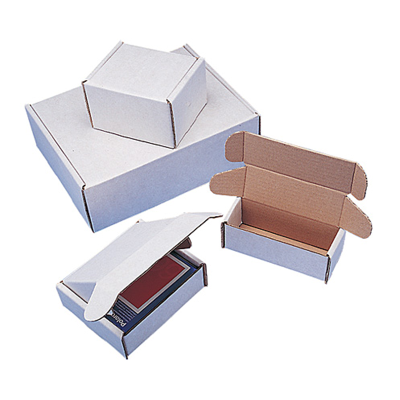Unlined Postal Boxes - pbu6