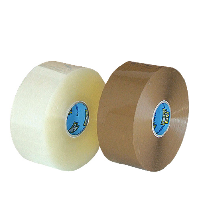 Clear tape 50mm-200m 38mm Core