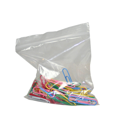 Plain H/Duty Grip Seal Bags WT20