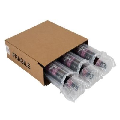 TRIPLE BEER BOTTLE AIRSAC AND BOX