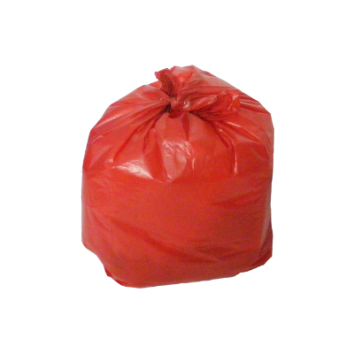 Red Recycling Refuse Sacks