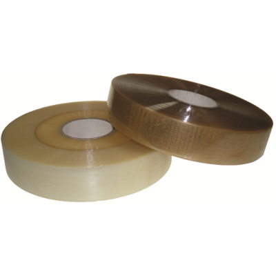 Clear Hot Melt 38mm Core Packing Tapes