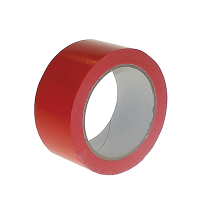 48mmx66m Pvc Vinyl Tape Red