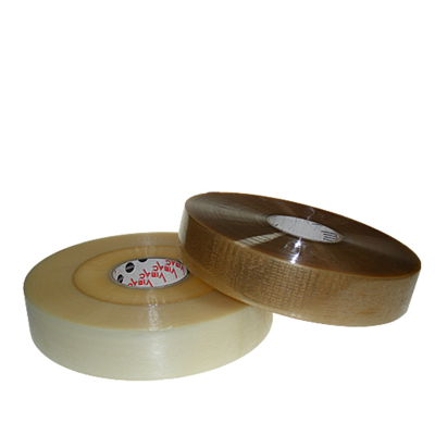 48mmx990m M/Applied Hot Melt Tape Clear