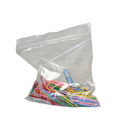 Plain H/Duty Grip Seal Bags WT70