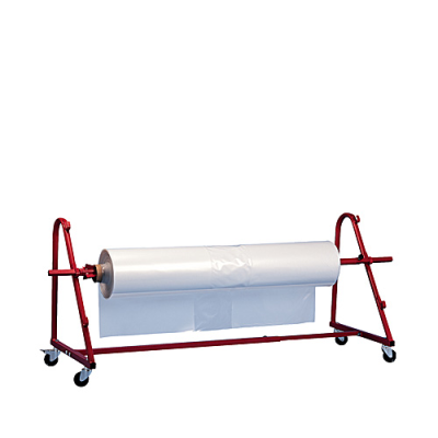 DISPENSER FOR POLYTHENE ROLLS