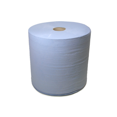 Blue Floor Stand Wiper Rolls