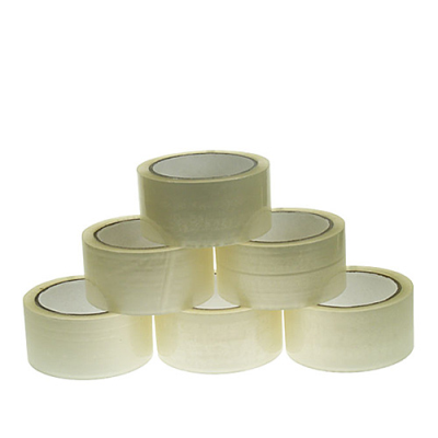 48mmx66m Polyprop Hot Melt Tape Clear