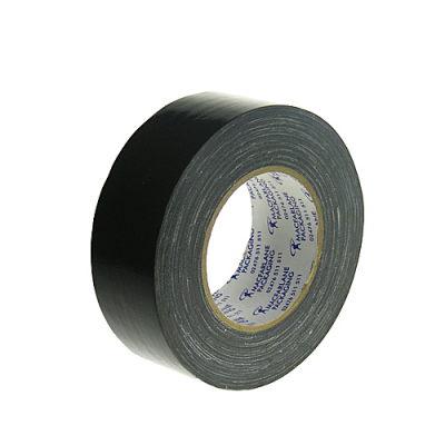 BLACK DUCT TAPE 50MM X 50M