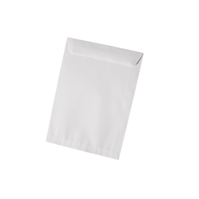 White office envelopes