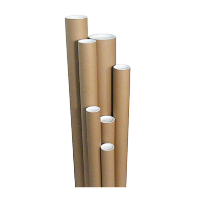 POSTAL TUBES WITH END CAPS 330x44.5x1.5mm
