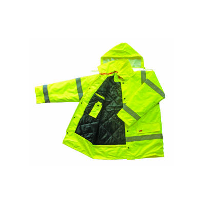Large Yellow Hi-Vis Jackets